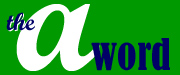 the Aword logo