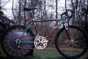 Yeti mountain bike 1990