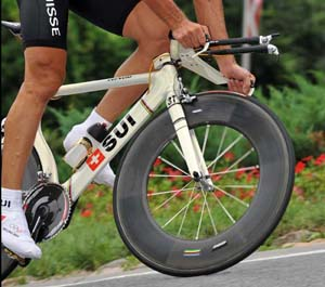 Cervelo P3 time trial bike 2007