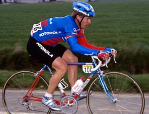 Long Wheelbase Eddy Merckx 1993