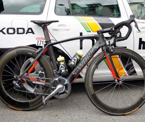 Specialized Venge 2011
