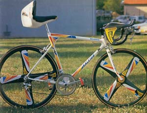 Castorama Raleigh time trial 1991