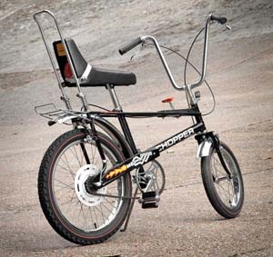 Raleigh Chopper 1970s