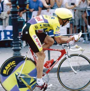 Bottecchia Tour of France time trial bike 1989