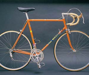 Molteni team bike 1974