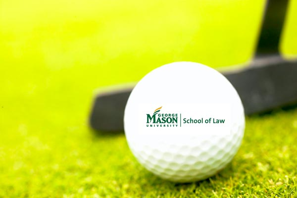 Mason Law Golf Ball