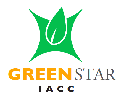 IACC Green Star Logo