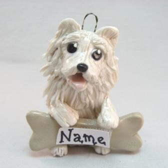 Personalized Dog with Bone