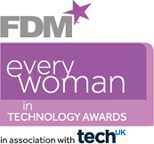 FDM everywoman in Technology Awards
