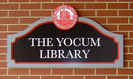 The Yocum Library, RACC