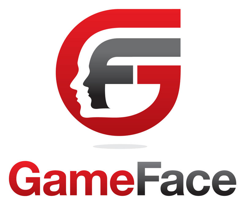 Sports Game Logo Game Face Logo Contender 3