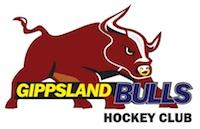 Gippsland Bulls Hockey Club logo