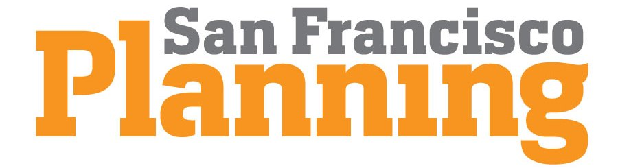 San Francisco Planning Logo