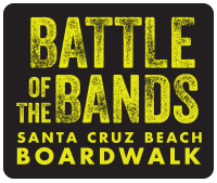 Santa Cruz Beach Boardwalk Battle of the Bands