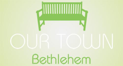 'Our Town' logo