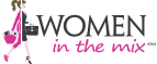 Women In The Mix Logo