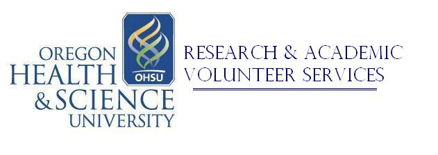 OHSU Research & Academic Volunteer Services