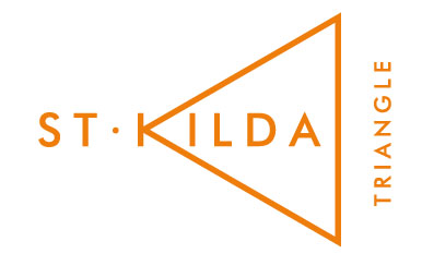St Kilda Triangle project logo