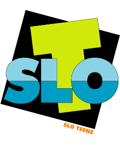 SLO Teens Logo - City of San Luis Obispo