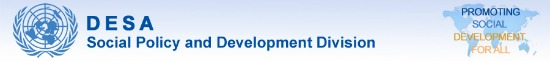 UNDESA-Division for Social Policy and Developme...