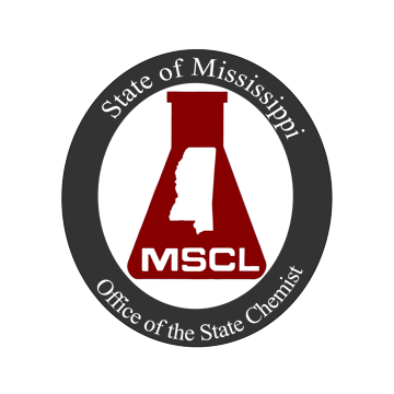 Mississippi State Chemical Laboratory Seal