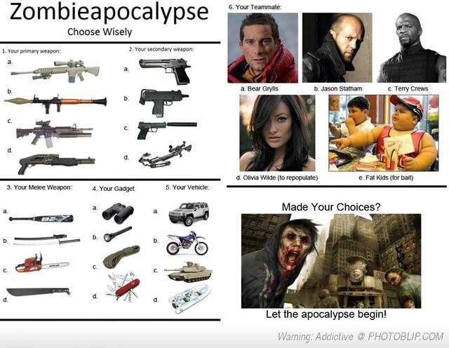 Best Zombie Mel...