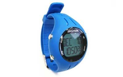 Así es el Poolmate 2 que sorteamos, el reloj para nadadores que te dice todo sobre tu entrenamiento en el agua
