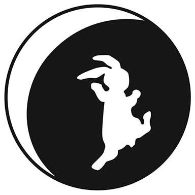 Dancing Rabbit logo
