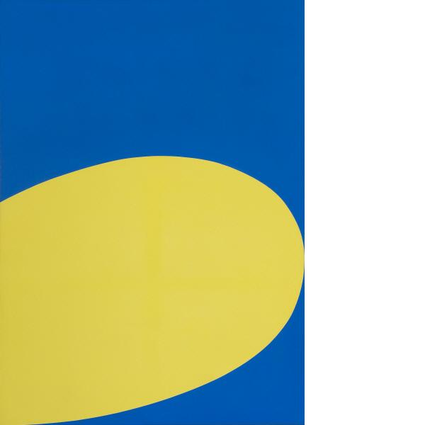 Ellsworth Kelly, Yellow Blue