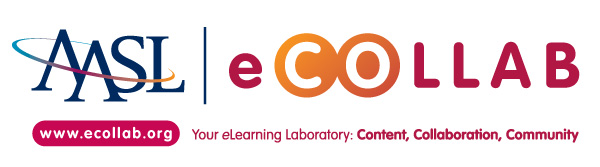 AASL eCOLLAB logo