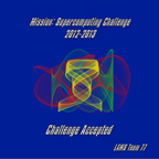 2012-2013 Supercomputing Challenge