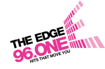 The EDGE 96 One Logo