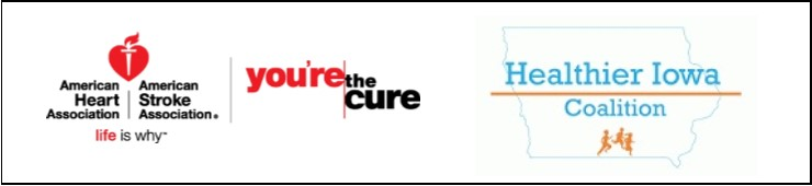 AHA YTC Life is Why logo