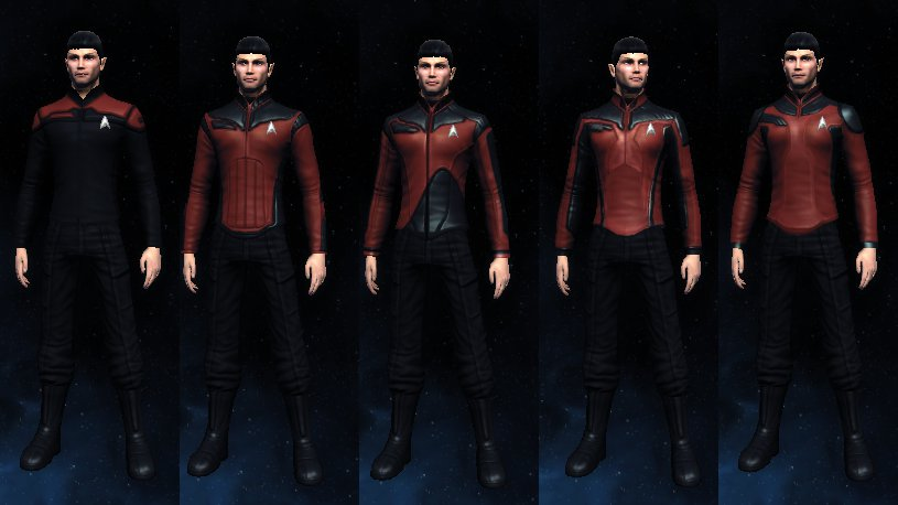 Which NPC Look Would You Prefer for Star Trek Online? Survey