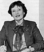 Margaret Beckman<br>Chief Librarian University of Guelph (1971-1984)