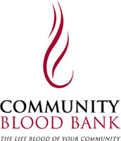 Community Blood Bank Logo