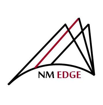 The NM EDGE Logo