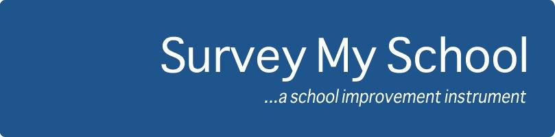 Happy School Staff moral survey logo