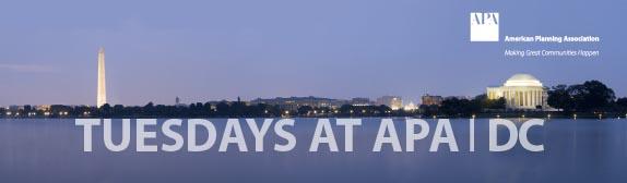 Tuesdays at APA-DC