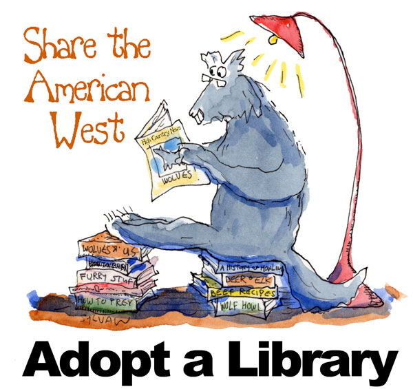 Please help us in our goal to get High Country News is all the libraries of the West. Visit http://hcne.ws/ShareTheWest for more information.