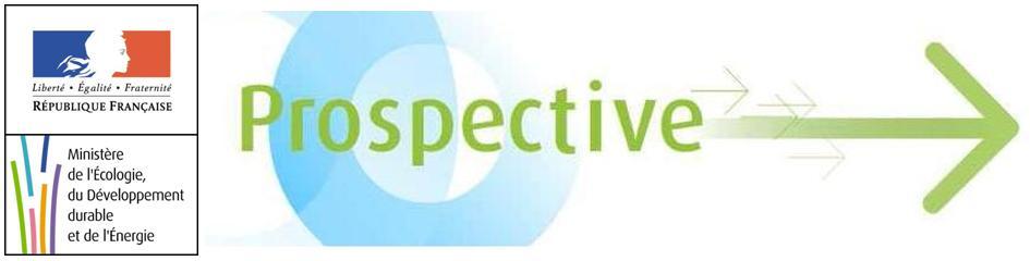 Logo Prospective MEDDE