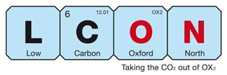 Low Carbon Oxford North logo