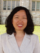 Dr. Kathy Lu, Virginia Tech
