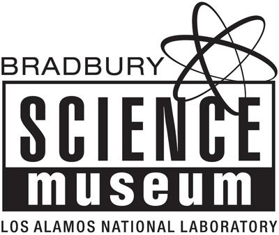 Bradbury Science Museum Logo