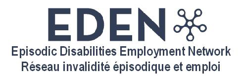 EDEN Website logo