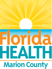 Florida Department of Health - Marion County Logo