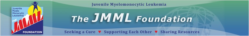 JMML Foundation Website Header Logo