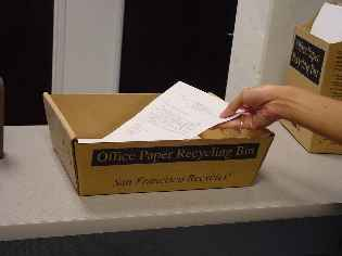how to order recycling bins