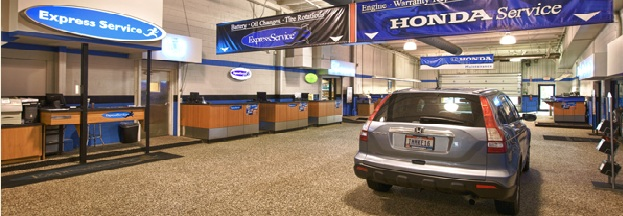 Germain Honda Service >> Germain Honda Of Dublin Body Shop Survey