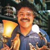 "<p>JOSEPH TREROTOLA<br> Owner, Grand Brass Lamp Parts</p> <p>Joseph Trerotola is the owner of Grand Brass Lamp Parts LLC, a family-owned and -operated lamp and lighting parts company celebrating its 100th year in business this year. Trerotola has a background in electrical and mechanical engineering, and software design. He also holds a patent for the design of the captive ring socket. </p> 	<p>Mike Bertona, the Operations Manager at Grand Brass and Trerotola's nephew, says it's his uncle's willingness to help that has made their business, and its customers, succeed. ""He spends most of his day helping our customers work through using our parts to realize their designs,"" Bertona says. ""Many of today's American lighting designers started their businesses with a discussion with Joe. His helpfulness to many people should be recognized.""</p>"